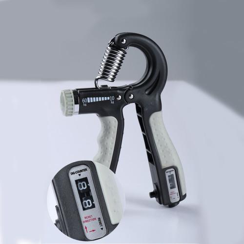 Hand Grip Strengthener Strength (Set of 2), Increasing Hand Wrist Forearm Trainer Exerciser; Adjustable Resistance (22~132 Lbs); Non-Slip Gripper