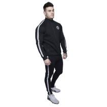 Men's Tracksuit Hooded Fitness Sport Suits  2 Piece  Joggers Sweatpants Sets Gym Jogging Tracksuits