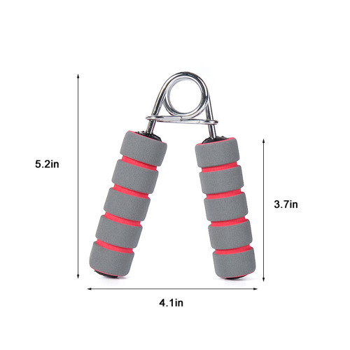 Grip, pull, jump rope, dumbbells, fitness four-piece. Essential for woman indoor fitness.Designed for light sports