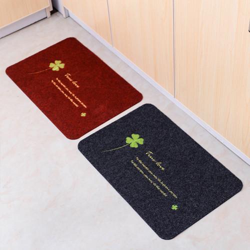 Door mat Kitchen Foyer Door MatBedroom living room carpet Bathroom toilet door mat
