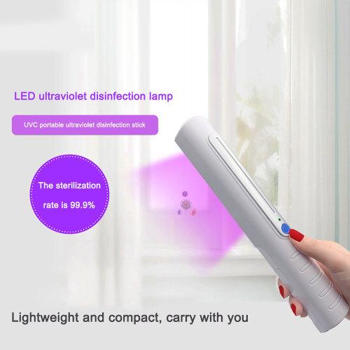 UV disinfection lamp sterilization lamp domestic sterilization led disinfection lamp sterilizer disinfection stick portable UV