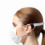 16 pcs Mask Ear Strap Hook And 100pcs Disposable Masks