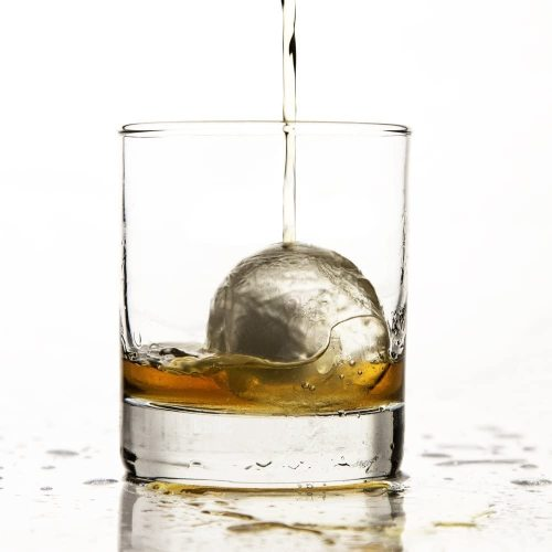 Whiskey Ice Ball Mold Cocktail Ice Tray Ice Mold Silicone 6 Hole Ice Ball Ice Cube Mould Silicone Ice Ball Mould