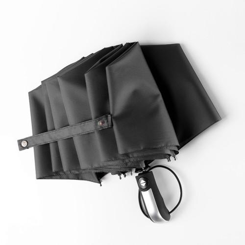 Wind Resistant Automatic Folding Rain Umbrella Women Luxury Cars Large Windproof Rain Umbrellas For Men Black Coating 10K Paraso