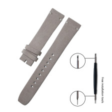 Pierre Paulin Waterproof Skin-friendly Breathable, Retro Craft Leather Watchband Watch Accessories