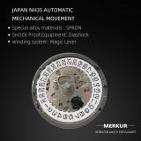 SEIZENN Diver Watch 150M Homage Of Vintage 6105-8110 Men's Automatic Japan Nh35 Sapphire Captain Willard