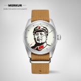 Chinese Style Military 70s  Original design Exguisite craftsmanship Handwind mechanical watch vinatge chinese Maozedong and Che Guevara Watch