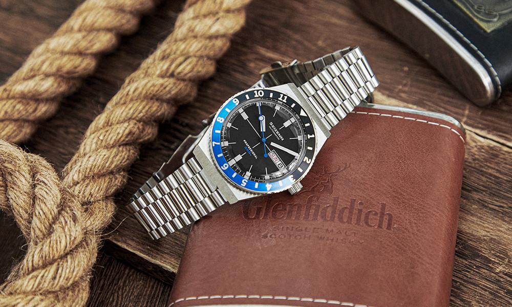 seizenn Skin Diver Watch G Series