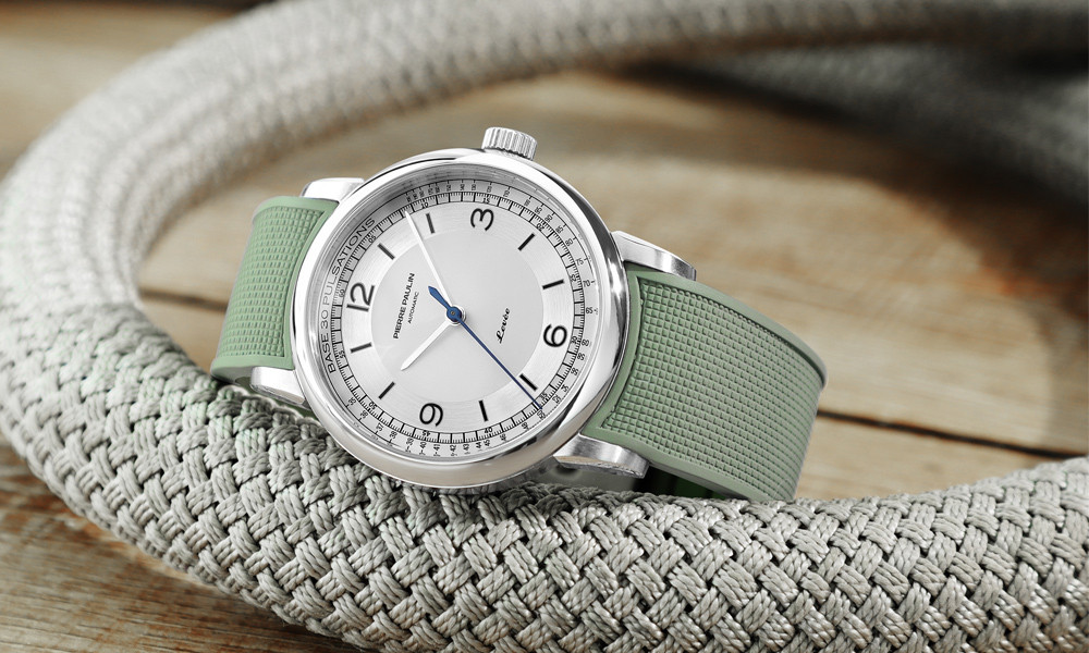 Pierre Paulin Levee Series Automatic Mens Watch