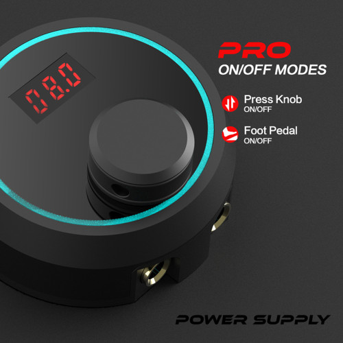 Hot Sale Colorful Tattoo Power Supply (I)