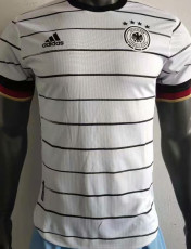 2020 Germany Home Player Version Soccer Jersey