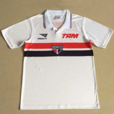 1994 SAO PAULO Retro Soccer Jersey (NO Name Only Number)