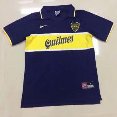 1996/1997 Boca Juniors Home Retro Soccer Jersey