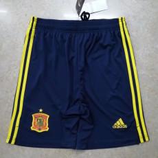 2020  Spain Home Shorts Pants