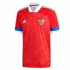 2020 Russia 1:1 Home Fans Soccer Jersey