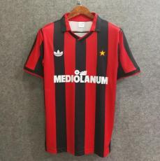 1991-1992 ACM Home Retro Soccer Jersey