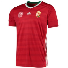 2020 Hungary Home Fans Soccer Jersey