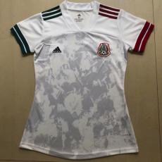 Mexico Away Women Soccer Jersey 2020