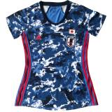2020 Japan Home Women Soccer Jersey