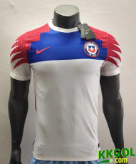 20-21 Chile Away Player Version Soccer Jersey