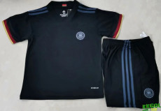 2020 Germany Away Kids Soccer Jersey