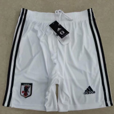 2020 Japan Away white Shorts pants