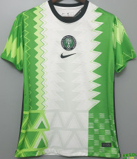 2020 Nigeria Home Fans Soccer Jersey
