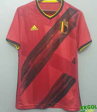 2020 Belgium  1:1 Home Soccer Jersey