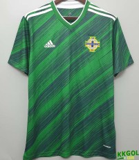 2020 Northern Ireland Home Fans Soccer Jersey
