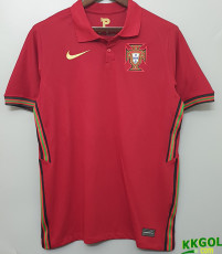 2020 Portugal 1:1 Home Fans Soccer Jersey