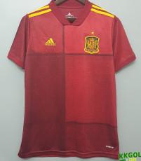 2020 Spain Home 1:1  Fans Soccer Jersey