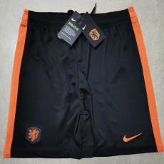 2020 Netherlands Away Shorts Pants