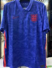 2020 England Away 1:1 Fans Soccer Jersey