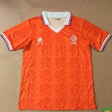1995 FIFA U-20 World Cup Netherlands Home Retro Soccer Jersey