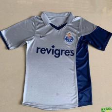 2001-2002 Porto Away Retro Soccer Jersey
