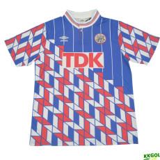 1990 Ajax Away Retro Soccer Jersey