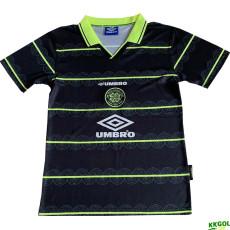 1998-1999 Celtic Away Retro Soccer Jersey