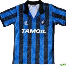 1991-1992 Atalanta Home Retro Soccer Jersey