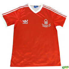 1979 Nottingham Fores UCL Champion Retro Soccer Jersey