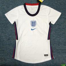 2020 England Home Women Soccer Jersey