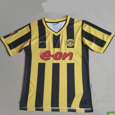 2000 Dortmund Home Retro Soccer Jersey
