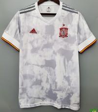 2020 Spain Away 1:1 Fans Soccer Jersey