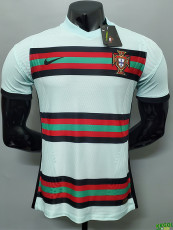 2020 Portugal Away player version Soccer Jersey
