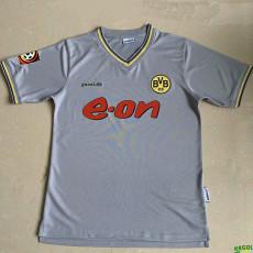 2000 Dortmund Away Retro Soccer Jersey