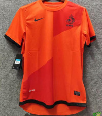 2012 Netherlands Home Retro Soccer Jersey