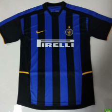 2002-2003 INT Home Retro Soccer Jersey