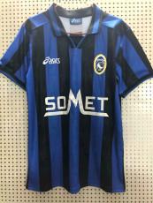 1996-1997 Atalanta Home Retro Soccer Jersey