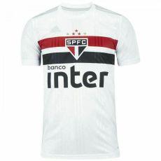 2020 Sao Paulo Home 1:1 Fans Soccer Jersey
