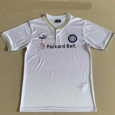 1997-1998 Leeds United Home Retro Soccer Jersey