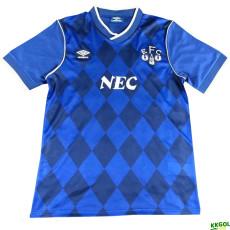 1987-1988 EVE Home Retro Soccer Jersey